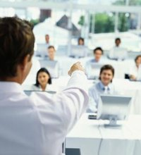 Seminars are used by organizations and individuals as development and training opportunities. The focus of a seminar typically centers around a ...