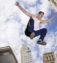 Parkour, sometimes called free running, is a French sport where urban athletes known as freerunners attempt to get from one point in a city to ...