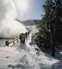 Yellowstone National Park with its spouting geysers, curious bears and ancient rock formations is a premier destination for travelers. While going to ...