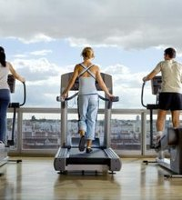 Treadmill and elliptical machines are two pieces of cardio equipment used by gym-goers today. While both machines work predominantly your lower body, ...