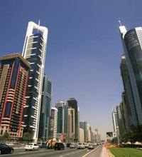 Dubai rises like a shimmering oasis at the edge of the Arabian desert overlooking the shores of the Persian Gulf. Names like Burj al Arab, the ...