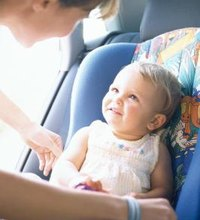 Babies and road trips don't often mix, but you can encourage your infant to sleep through the trip to make the journey more peaceful for both of you. ...