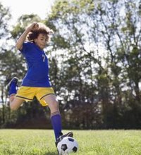 Soccer is a relatively simple game requiring very basic equipment, making it a great sport for kids to play. But while the game may be simple, it ...