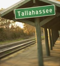 Tallahassee, Florida, in Leon County, is the capital of the state and was established in 1824. Tallahassee boasts a population of over 350,000 for ...