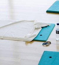 All you need to perform the lying straight leg raise is an exercise mat. The weight of your own leg provides the resistance that your muscles have to ...