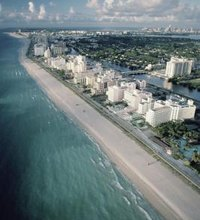 With 663 miles of beach, Florida is the U.S.'s ideal destination for any beach lover. Many of Florida's white sand beaches lining crystal ...