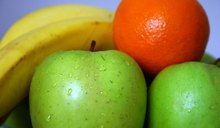 The Fiber Content of Fresh Fruit