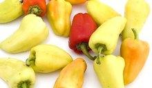 Foods Containing Capsaicin