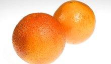 Fiber in Oranges