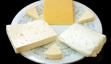 Lactose Levels in Cheese
