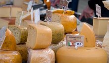 Healthy Cheeses to Eat