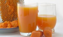 Glycemic Index and Carrot Juice