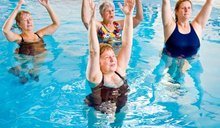 Water Exercises for Shallow Water