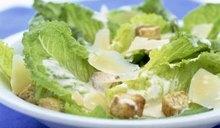 Caesar Salad Nutrition Information
