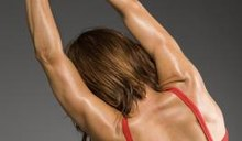 Upper Back & Shoulder Stretches