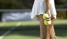 Which Muscles of the Body Are Used While Playing Tennis?