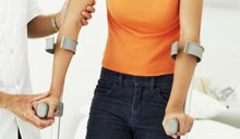 Can You Still Keep Thin & Fit With Crutches?