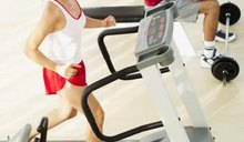 Elevating a Treadmill to Lose Bottom & Stomach Fat