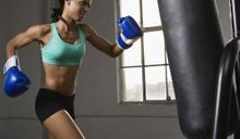 The Benefits of a Heavy Bag Workout