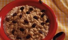 How Much Protein Is in Steel Cut Oats?