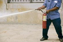 Health Risks of Exposure to Fire Extinguisher Chemicals