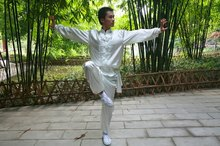 Crane Kung Fu Techniques