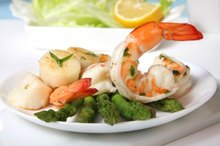 Do Shrimp & Scallops Increase Cholesterol Levels?