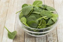 Raw Spinach and Kidney Damage