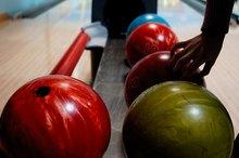 Repairing Chips in Bowling Balls