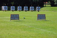 How High Up Should the Target Be for Archery?