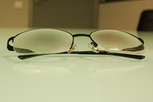 How to Repair a Scratch on Transition Eyeglass Lenses