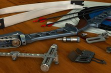 How to String My Bear Compound Bow