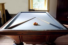 What Are the Tools Needed to Disassemble a Pool Table?