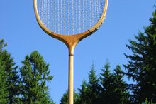 Materials Used to Make a Badminton Racket