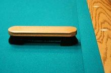 How to Repair Pool Table Rails