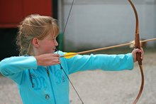 How to Build a Wooden American Flat Bow With Plans
