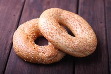Glycemic Index of Bagels