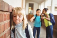 The Effects of Bullying on Children in School