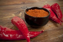 What Is the Difference Between Cayenne Powder & Cayenne Pepper?