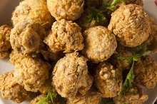 Fried Mushrooms Nutritional Values