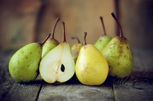 Are Pears Good for Constipation in Infants?
