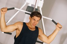 What Muscles Make Your Arms Look Bigger?