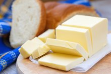 Nutrition Facts for Unsalted Butter