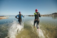 What to Wear Under the Wetsuit for a Triathlon