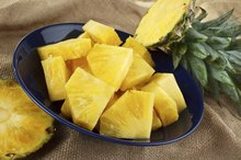 Foods High in Bromelain