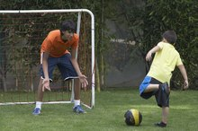 How to Shoot an Accurate Shot in Soccer