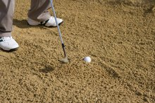 The Difference Between a Sand Trap & Bunker