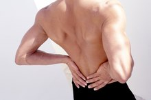 The Location & Symptoms of Kidney Pain