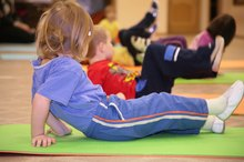 Gymnastics Games to Play in a Gym