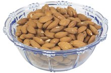 L-arginine and Almonds